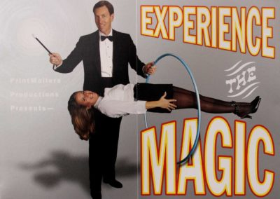 "PMi Open House Invite ""Magic"""